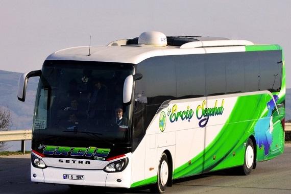 öz Erciş Seyahat Otobüs Bileti